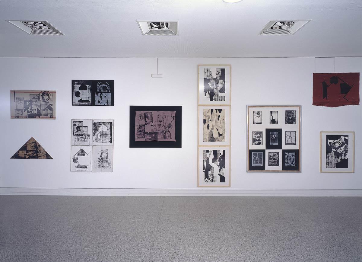 Bundesausstellungshalle, Bonn, 1994