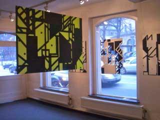 Galerie am Blauen Wunder, Dresden, 2012