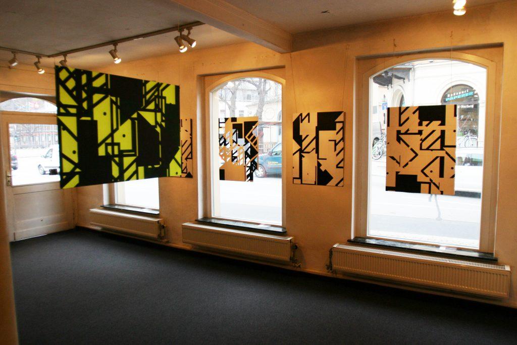 Galerie am Blauen Wunder, Dresden 2012